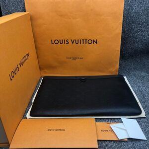 Louis Vuitton路易威登黑花男士手包