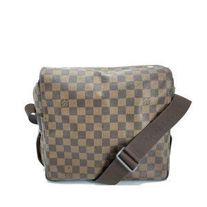 Louis Vuitton  路易·威登棕棋盘格单肩包