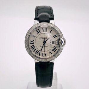 Cartier 卡地亚女士机械表