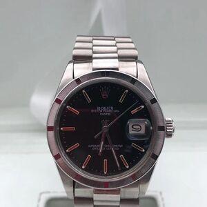 Rolex 劳力士13划日志款男士腕表