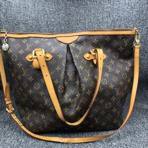 Louis Vuitton 路易·威登老花大号派拉蒙单肩斜挎女包