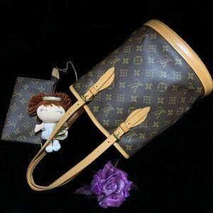 Louis Vuitton 路易·威登 经典老花小号子母水桶单肩包