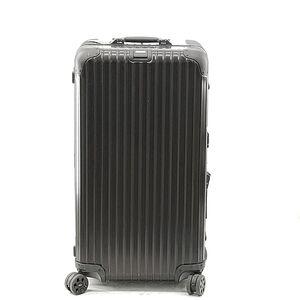 RIMOWA 日默瓦黑色旅行箱