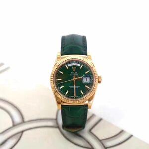 Rolex 劳力士118138机械表情侣款手表