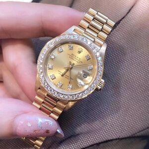 Rolex 劳力士68178女士机械表