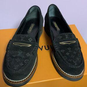 Louis Vuitton 路易·威登女士皮鞋