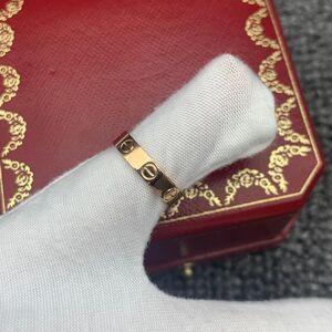 Cartier 卡地亚47号窄版戒指