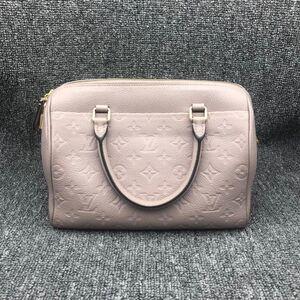 Louis Vuitton 路易·威登全皮Speedy25手提包