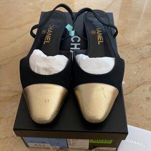 CHANEL 香奈儿女士凉鞋