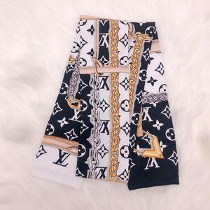 Louis Vuitton路易·威登万能束发带丝巾