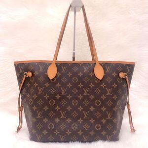 Louis Vuitton 路易·威登经典老花中号17年NF购物袋托特包