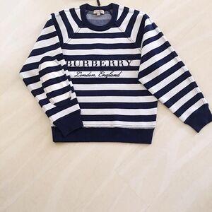 Burberry 博柏利加厚款羊绒羊毛针织衫