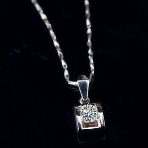 钻石 吊坠GIA证书1.22克拉
