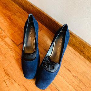 stuart weitzman斯图尔特·韦茨曼女士中跟鞋