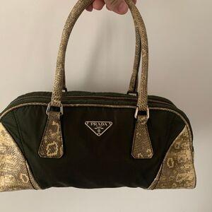PRADA 普拉达女士手提包