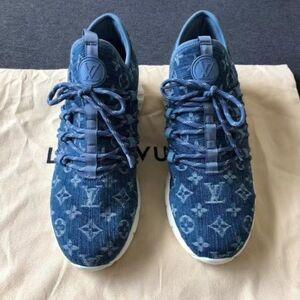 Louis Vuitton路易·威登男士运动鞋