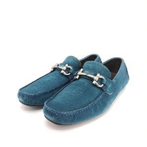 Ferragamo 菲拉格慕麂皮皮鞋