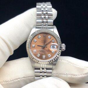 Rolex 劳力士日志型69174女士自动机械表