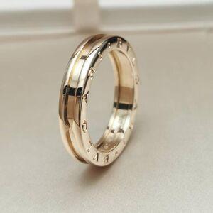BVLGARI 宝格丽 男士戒指