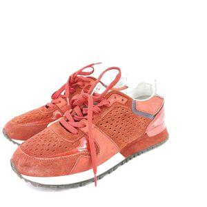 Louis Vuitton 路易·威登红色女士运动鞋