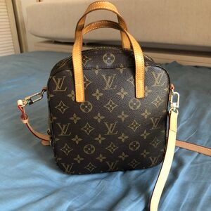Louis Vuitton老花饭盒手提包