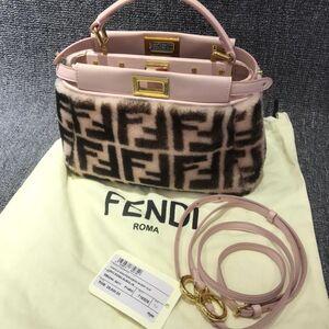 FENDI芬迪女士手提包