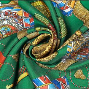 Hermès女士围巾/丝巾/方巾