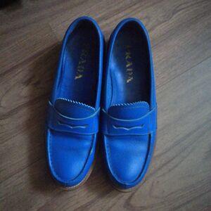 PRADA 普拉达休闲皮鞋