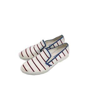 PRADA 普拉达条纹休闲鞋