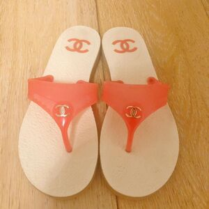 CHANEL香奈儿女士凉拖鞋