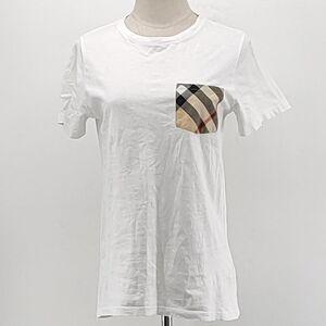 Burberry 博柏利儿童白色T恤