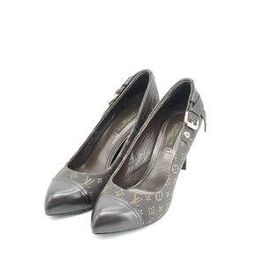 Louis Vuitton 路易·威登老花高跟鞋