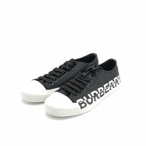 Burberry 博柏利黑色低帮休闲鞋