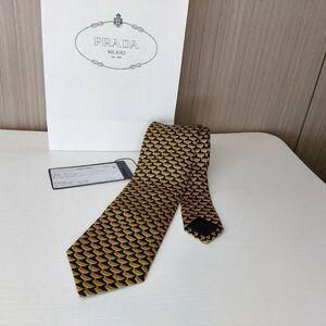 PRADA普拉达男士领带/领结