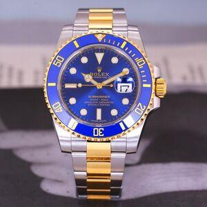 Rolex劳力士潜航者系列男士机械表