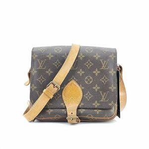 Louis Vuitton 路易·威登CartouchiereGM老花单肩包