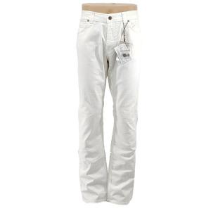 Burberry 博柏利白色牛仔裤