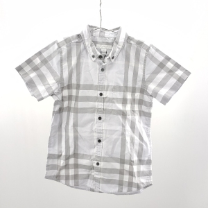 Burberry 博柏利格纹儿童衬衫