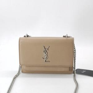 Yves Saint Laurent  伊夫·圣罗兰落日邮差单肩包