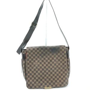 Louis Vuitton 路易·威登棕棋盘格公文包