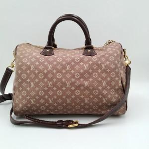 Louis Vuitton 路易·威登 speedy30帆布手提包