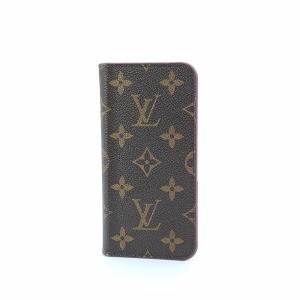 Louis Vuitton 路易·威登iphone X老花手机套