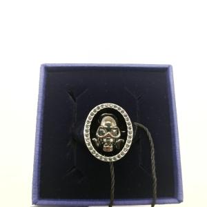 SWAROVSKI 施华洛世奇60码骷髅戒指