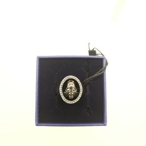 SWAROVSKI 施华洛世奇62码骷髅头戒指