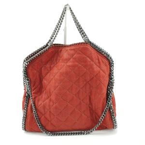 Stella McCartney 斯特拉·麦卡特尼红色单肩包