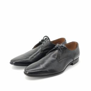 Burberry 博柏利黑色皮鞋