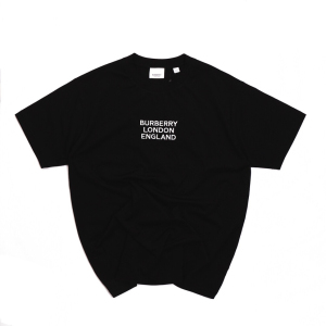 Burberry博柏利黑色T恤