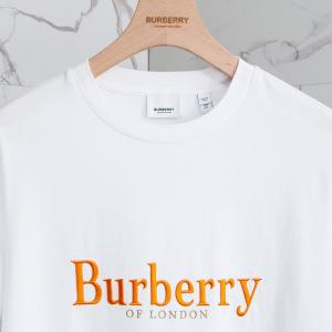 Burberry博柏利白色T恤