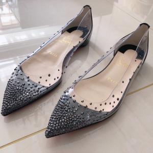 Christian Louboutin克里斯提·鲁布托女士平底鞋