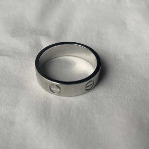 Cartier戒指58号
